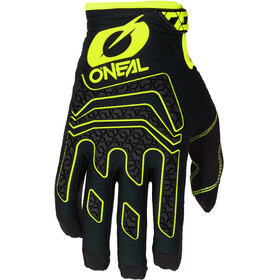 O'Neal Sniper Elite Handsker, black/neon yellow